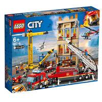 60216 LEGO CITY Downtown Fire Brigade 943 Pieces Age 6+