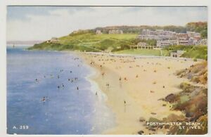 Cornwall postcard - Porthminster Beach, St Ives by Brian Gerald (A1856)