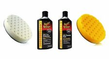 "Polishing Kit Meguiar's M105 + M205 - 2 x 237 ml + Pad Lake Country 5.5"" x 2"