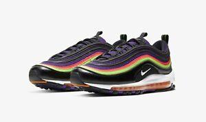 Torrente Barrio bajo Bienes diversos  Nike Air Max 97 Multicolor Athletic Shoes for Men for Sale   Authenticity  Guaranteed   eBay