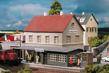 Piko HO Scale 61820 Hobby Line Burgstein Station, Building Kit (HO-Scale)