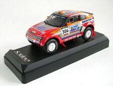 Mitsubishi pajero No. 306 rally Dakar 2005