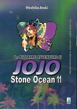 MANGA - Le Bizzarre Avventure di Jojo 50 - Ston Ocean N° 11 - Star Comics NUOVO