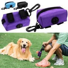 Pet Dog Waste Bag Dispenser Scoop Lead Holder for Outdoor Snack Toy Bag Portable