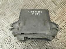 Calculateur moteur - RENAULT KANGOO 1.9L D - Référence : 7700868300