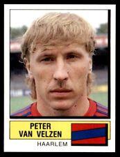 Panini Voetbal 88 (Nederland) Peter van Velzen Haarlem No. 163