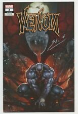 Venom 3 Marvel 2018 NM Signed Skan Srisuwan Variant 1st Knull