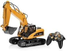 RC Excavator Tractor Cat For Adults Toy Remote Control Construction 15 Channel
