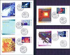BRD 1999: Der Kosmos! Wohlfahrt-FDC der Nr 2077-2081 mit Berliner Stempeln! 1808