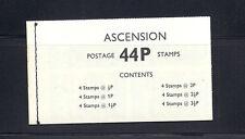 ASCENSION 1971 44P booklet SB2a VF