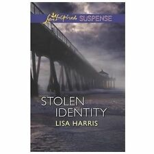 Stolen Identity (Love Inspired Suspense)