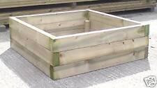 "Raised Planter Bed ~ 900 x 900 x 300 [3'x3'x12""]"