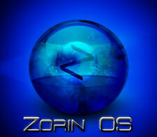 Zorin 8 OS Gaming DVD - 32 or 64 Bit - Loads of Linux Games !! Only $0.99