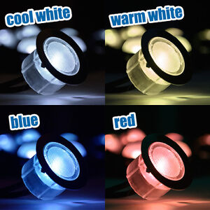 LED DECKING LIGHTS DECK KITCHEN PLINTH BATHROOM GARDEN LIGHTING OUTDOOR / INDOOR