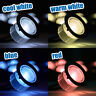 LED DECKING LIGHTS DECK GARDEN KITCHEN PLINTH BATHROOM LIGHTING BLUE WHITE WARM