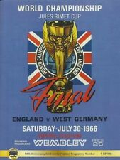 Teams S-Z World Cup Football Programmes with Match Ticket