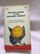 Mythologies Of The Ancient World
