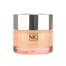 Clinique All About Eyes 30ml Skincare Eye Depuff Anti Dark Circles NEW #9132