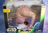 NEW Star Wars Rancor and Luke Skywalker figures Power of the Force 1998 Kenner