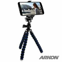 """Arkon MG2TRIXL Flexible 11"""" Tripod Mount with Apple, Android Phone Holder"""