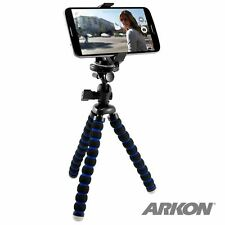 "Arkon MG2TRIXL Flexible 11"" Tripod Mount with Apple, Android Phone Holder"