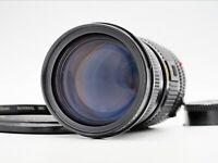 [Near MINT] Canon New FD 35-105mm f3.5 MF SLR Zoom Film Camera Lens From JAPAN