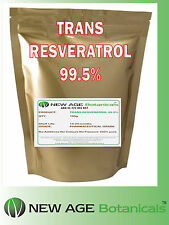 TRANS RESVERATROL 99.5% Pharmaceutical grade - POWDER - 100g