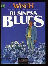 LARGO WINCH  n°4  Business Blues   FRANCQ / VAN HAMME   DUPUIS  EO 1993