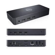 Dell D3100 (nprryw) USB 3.0 estación de acoplamiento universales (Ultra HD/4K/full Hd)