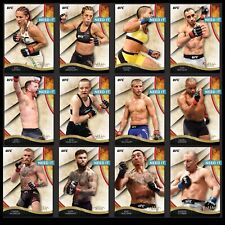 2019 TIER ONE SET OF 12 NAMAJUNAS/FERGUSON+++ Topps UFC Knockout Digital Card