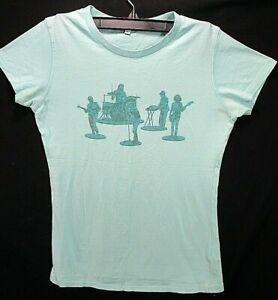 Kaiser Chiefs 2007 European Tour shirt size small-Women's-Indie Rock-(B)