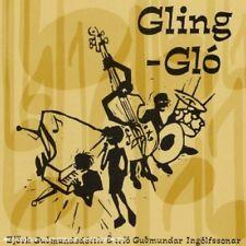 Trio Gudmundar Ingolfssonar Bjork Gudmundsdottir - Gling-Glo [CD]