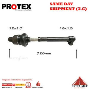Protex Rack End For PEUGEOT 406  4D Sdn FWD 1995 - 1999