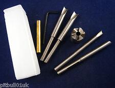 Woodturning Pen Mill 6 Cutter Head Set