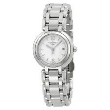 Longines Primaluna White Dial Stainless Steel Ladies Watch L81104166