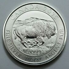 Canadian Bison Coin In Coins Canada Ebay