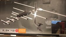 GE 33685 Pro Outdoor Antenna - Long Range Outdoor / Attic Yagi HDTV Antenna