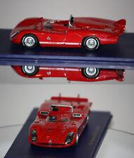 M4 Alfa Roméo 33.3 1970 rouge 1/43