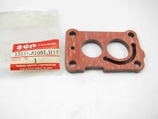 NOS Suzuki Forsa / Chevy Sprint Firefly 1.0L OEM Carburetor Spacer Insulator