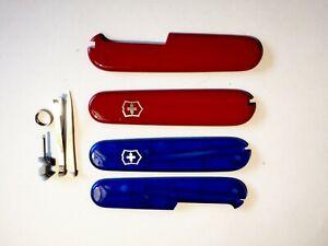 Zahnstocher Pinzette Schraubendreher Kuli Victorinox Ersatzteile 91er Messer