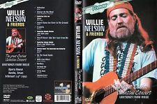 Willie Nelson - DVD - The Great Valentine Concert - DVD von 2007 - Neuwertig !