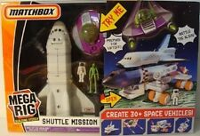 Matchbox Mega Rig Space Shuttle New & Sealed Rare Collectable