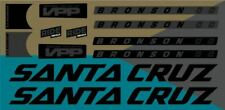 Santa Cruz Bronson MK2 CC or C Replacement Decals | Full Set | Stealth