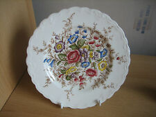 CROWN DUCAL 'WILMSLOW' DESSERT PLATE