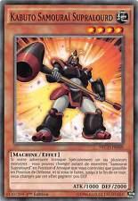 Yu-Gi-Oh - Kabuto Samurai Supralourd (NECH-FR008)