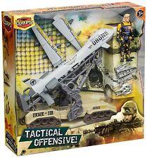 1:18 The Corps  Eagle Eye Warfare Predator Drone Aircraft Elite Force 21st Centu