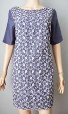 Lace Women's Viscose Shift Dresses