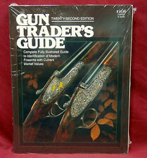 Brand New Gun Trader's Guide, 22nd Edition, Sealed in Plastic, Never Opened