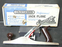 Craftsman 3743 Jack Plane with Original Box