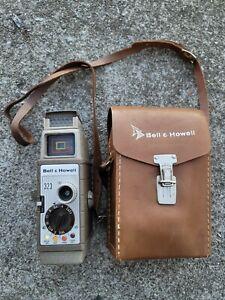 Bell & Howell Sunometer 323 | 8MM Movie Camera